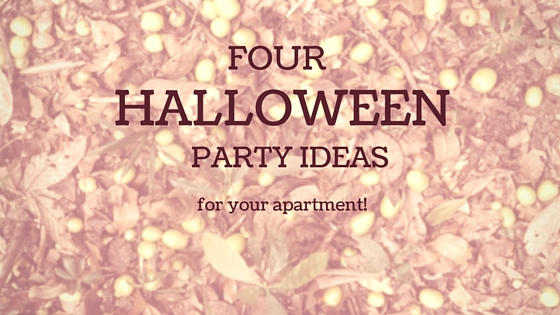 4 Party Ideas Perfect For Your Apartment