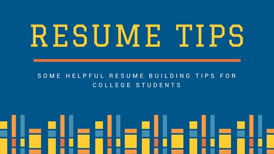 5 Tips for Building a Quality Student Resume | MSC UVa
