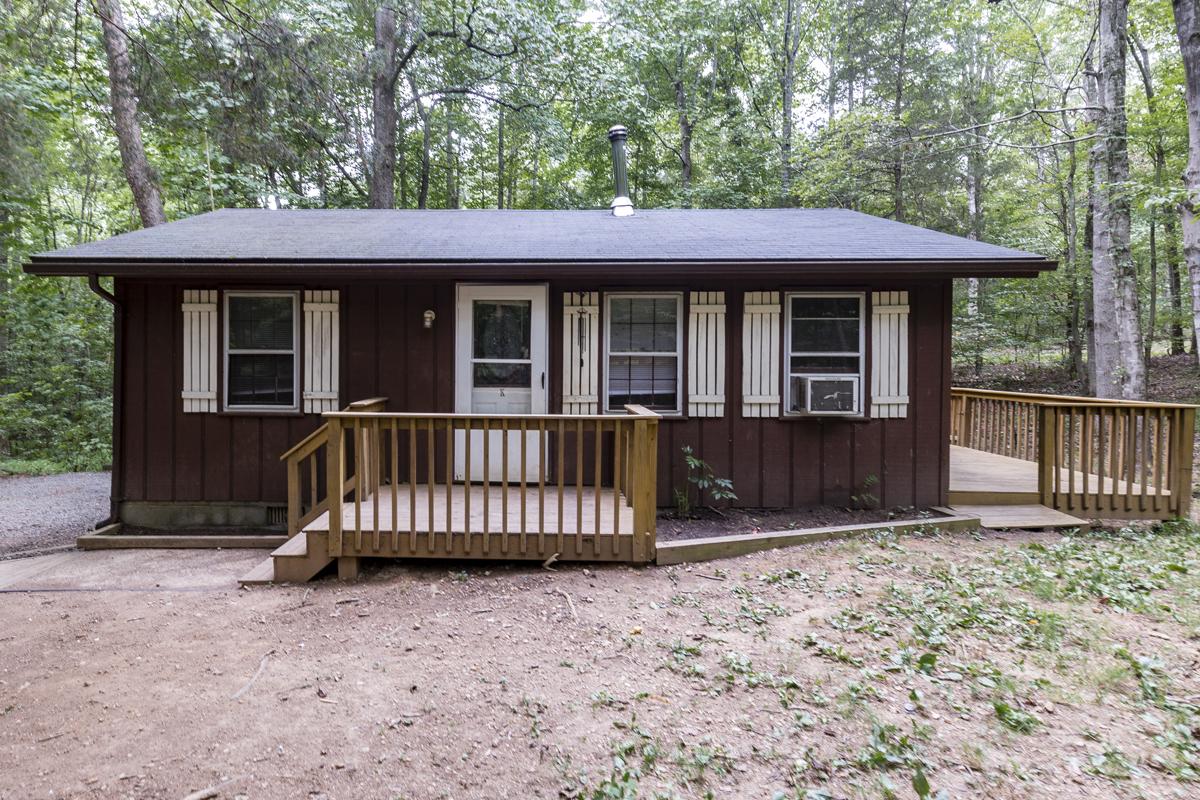 Woodslodge Cottage K