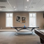 MadHouse Upstairs Pingpong Pool TableS